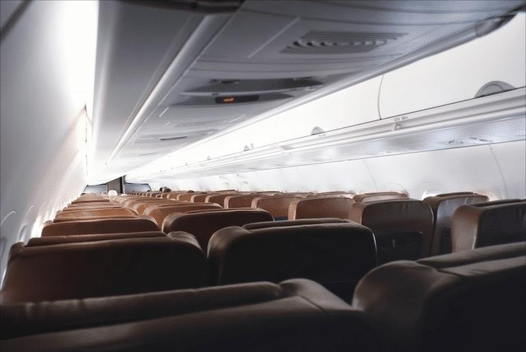 Wollsdorf aircraft interior leather
