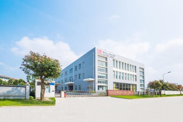 Wollsdorf China