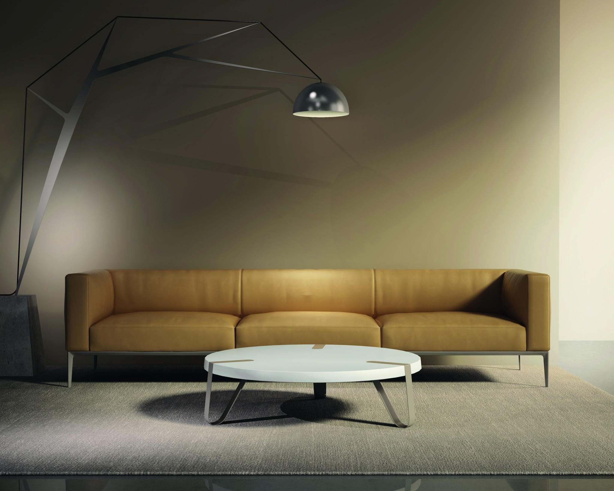 Premium furniture leather from Wollsdorf