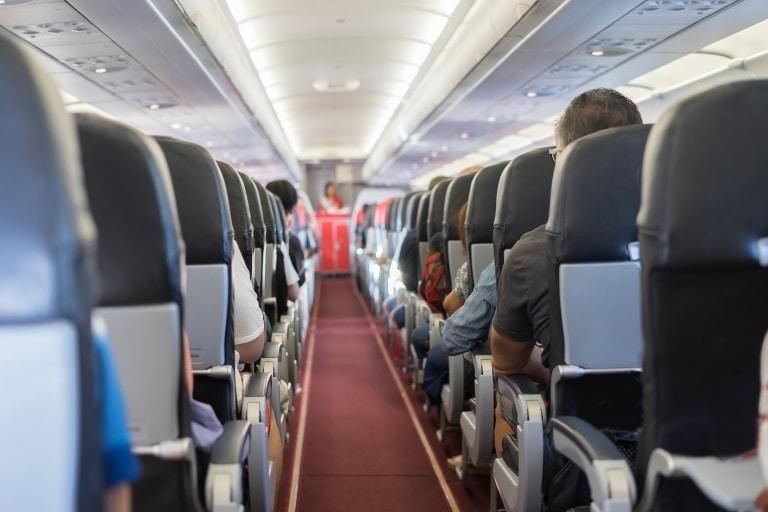 Wollsdorf leather for aircraft passenger seats
