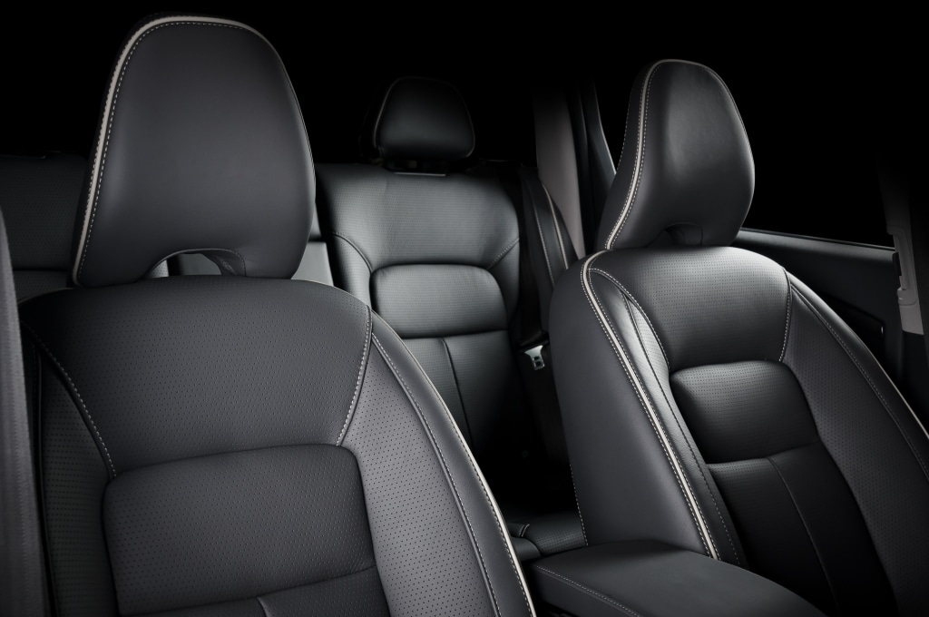 Wollsdorf leather for modern seat covers