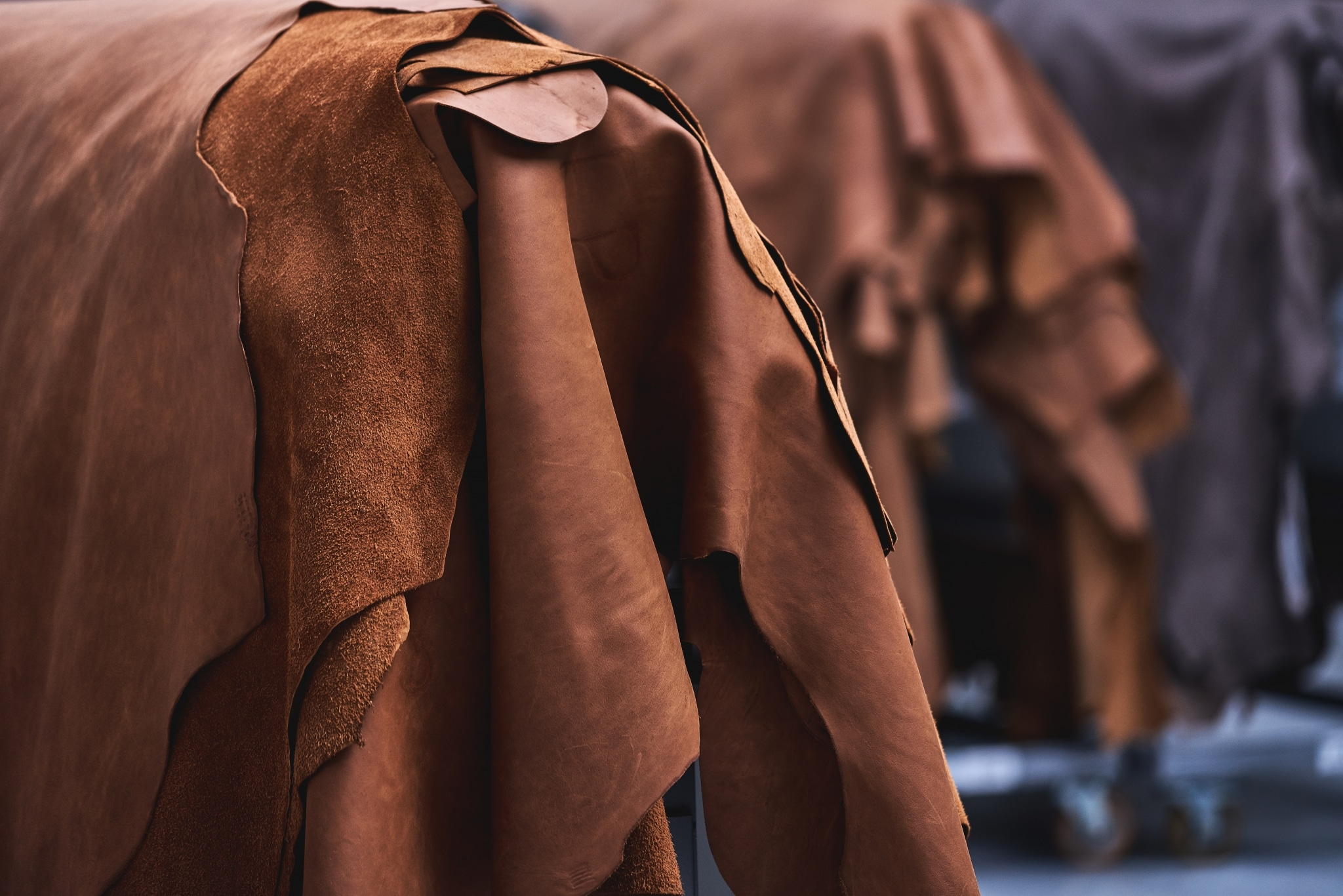 Wollsdorf offers individual leather for all usage areas