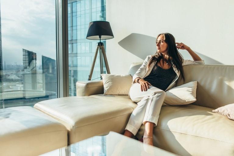 Wollsdorf premium leather for sofas