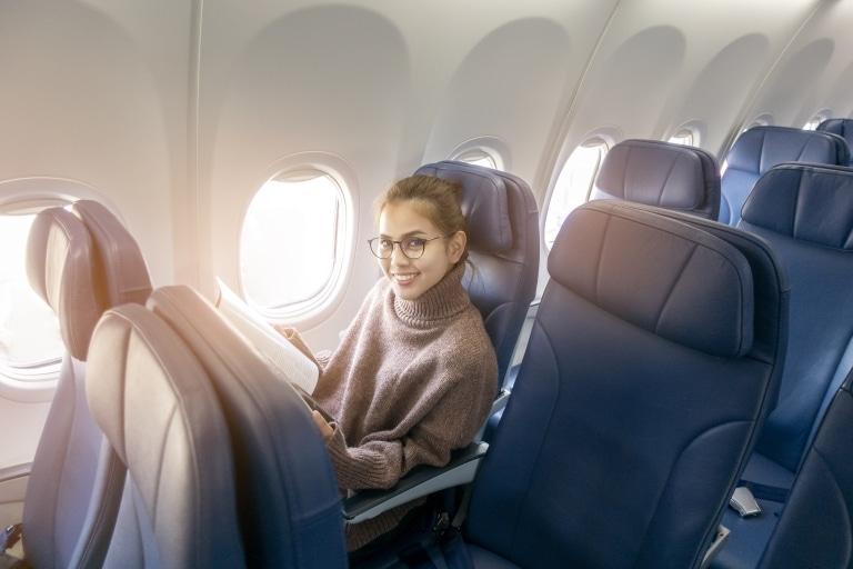 Wollsdorf alternative materials for airplane interiors