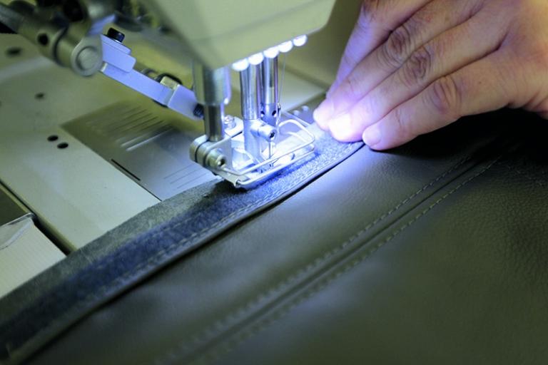 Wollsdorf produdes sewn coverings