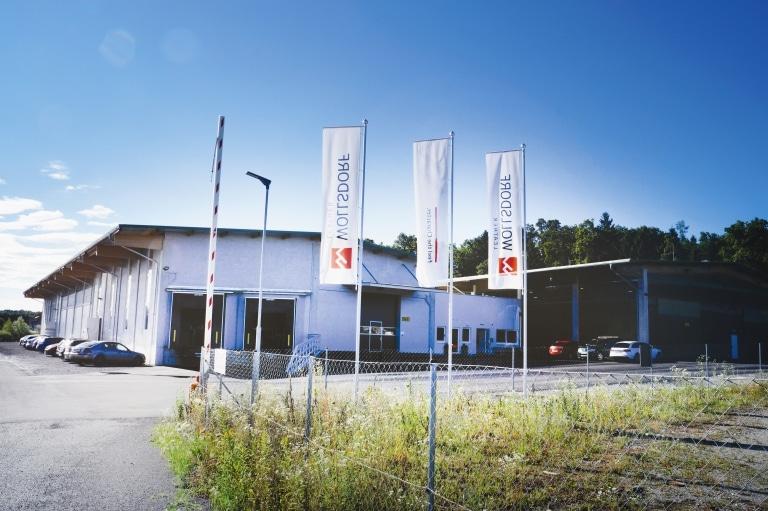 Wollsdorf Austria warehouse
