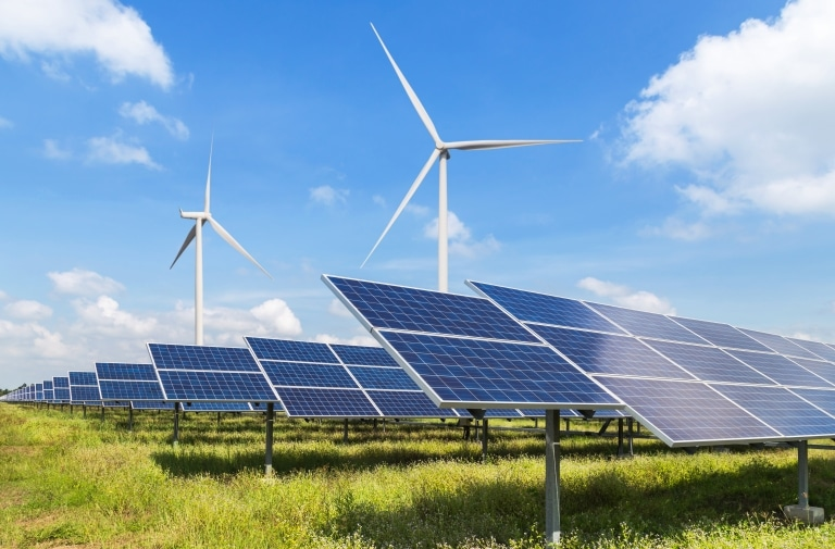 Wollsdorf exclusively relies on electricity from renewable sources