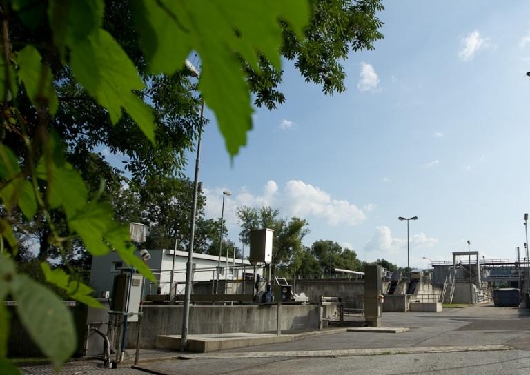 Wollsdorf treatment plant
